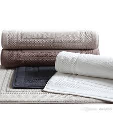 2019 delicacy workmanship healthy home decoration floor carpet rugs machine wash large size bath mat rugs cotton bath carpet mat alfombras from cindy668