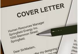 Cover Letter - Examples and Tips