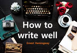 iceberg theory archives a step towards peace a step towards peace how to write well ernest hemingway study the greats iceberg theory