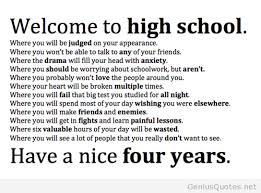 Beauty School Quotes Best of High School Quotes