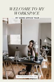 workspace office. Home Office And Work Space Design, Organisation Inspiration Ideas For Coaches, Creatives Workspace