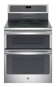 ge profile range.  Range GE  Profile Series 66 Cu Ft SelfCleaning Freestanding Double Oven  Electric To Ge Range E