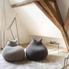 modern bean bag furniture. Cat Grey Bean Bag Chairs , Unique In Furniture Category Modern A