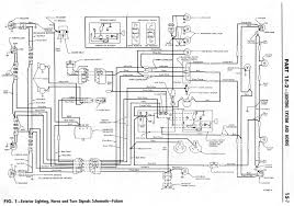 1964 ranchero wiring diagrams falcon diagrams
