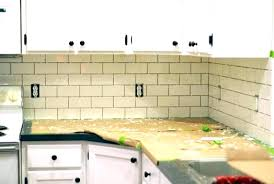 How To Install Kitchen Backsplash Cost To Install Kitchen Kitchen Fascinating Kitchen Backsplash Installation Cost Property