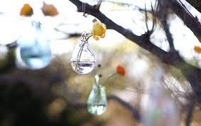 hanging glass art hanging blown glass art