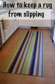how to keep rugs from sliding rug pad for carpet