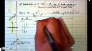 4 7 study guide intervention notes