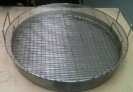 snless steel cooking grates