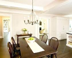 chandelier size for dining room chandelier