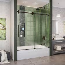 dreamline enigma xo sliding bathtub