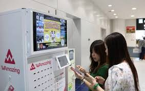 Japan Sim Card Vending Machine Simple WAmazing Offering Free SIM Cards For Foreign Visitors To Japan