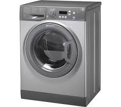 hotpoint washing machine aquarius. Delighful Aquarius HOTPOINT Aquarius WMAQF641G Washing Machine  Graphite Inside Hotpoint O