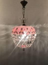 vintage venetian murano glass light pendant 2