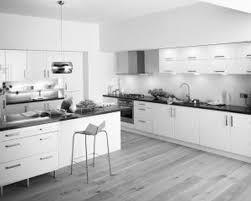 white shaker kitchen cabinets grey floor. Modern Kitchen White Shaker Cabinets Grey Floor I