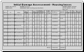fema form damage assessment tool