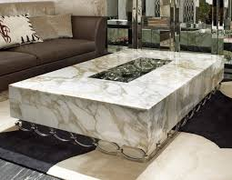 Italian Design Coffee Tables Luxury Mirrored Coffee Table Tables Large Thippo