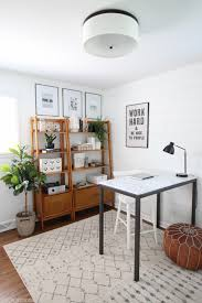 bright office. How To Add Functional And Stylish Storage An Office. Love These Tips For Secret Bright Office