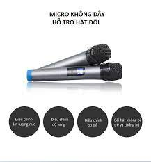 Bộ Loa Soundbar 5.1 Bluetooth Karaoke L5 + Loa Trầm S2 Tặng 02 Micro Không  Dây AZONE
