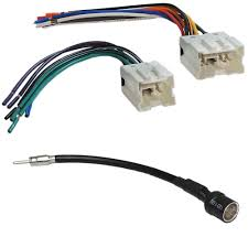 2006 nissan altima stereo wiring harness 2006 amazon com nissan altima 1995 2006 car stereo wiring harness w on 2006 nissan altima stereo