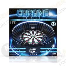 2018 dartboard light corona vision led lighting target darts dart accessories