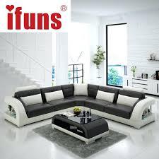 Corner Living Room Furniture China Export Modern Design L Shape