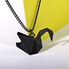 Paper Crane Size Chart Amazon Com Davitu Paper Crane Women Origami Pigeon Pendant