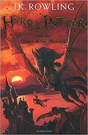 harry potter and the order of the phoenix harry potter 5 book at low s in india harry potter and the order of the phoenix harry potter