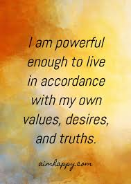 Image result for honoring my truth affirmations