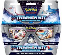 Pokemon 25797 Trainer Kit 7 Deck Latias & Latios Sammelkarten-Spiel Game  NEU NEW Fantasy com Sonstige