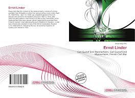 Ernst Linder, 978-613-5-70342-9, 6135703420 ,9786135703429