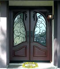white double front door. Double Doors Front Entry Door Design Ideas On Pertaining . White A