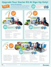Norwex Shipping Chart 2017 Norwex Canada Upgrade Your Starter Kit With This Package