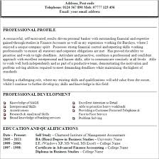 Personal Statement Examples Resume Resume Personal Statement Sample