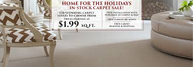 Pre Season Carpet Sale FREE Installation with purchase FREE