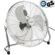 Arebos Bodenventilator Ventilator 18 Zoll 120 W Real