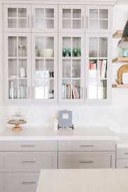 Best 25 Glass Kitchen Cabinets Ideas On Pinterest Cabinet With