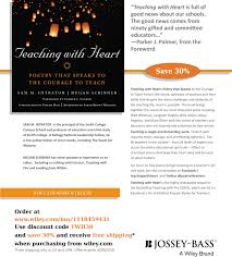 teaching heart poetry that speaks to the courage to teach use the code on our flyer for a