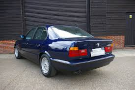 Used BMW 525i 10th Anniversary Automatic Saloon   Seymour Pope -