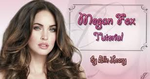 megan fox makeup tutorial natural gold smokey eye elle leary artistry you