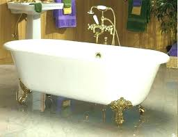 how to clean cast iron tub how to clean an old porcelain tub cast iron bathtub