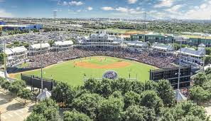 Aerial View Of The Ballpark Picture Of Frisco Roughriders