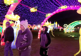 Festival Of Lights Canterbury Shakopees Chinese Lantern Festival Lights Up The Night