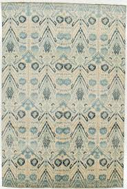 innovative ikat area rug with ikat rug without borders blue and tan area rugs rugknots