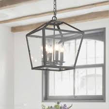 retro pendant light industrial black iron cage chandeliers 4 light intended for cage chandelier lighting