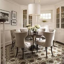 Round Dining Room Sets Gorgeous Round Dining Room Table Sets