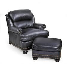 trafalgar tilt back chair ottoman hover to zoom