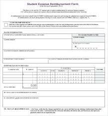 Sample Reimbursement Letters Reimbursement Sheet Template Medical Expenses Letter Format