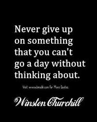 Best Never Give Up Quotes