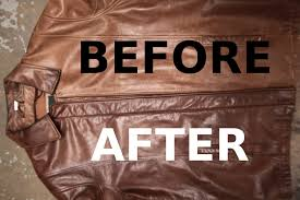 Restoring Antique Leather How To Restore A Brown Leather Jacket Youtube